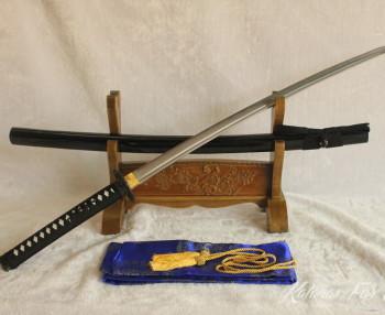 how to use a katana