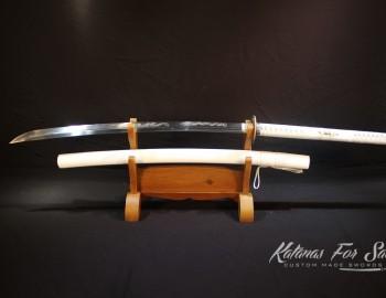 1060 Carbon Steel Nagamaki 002