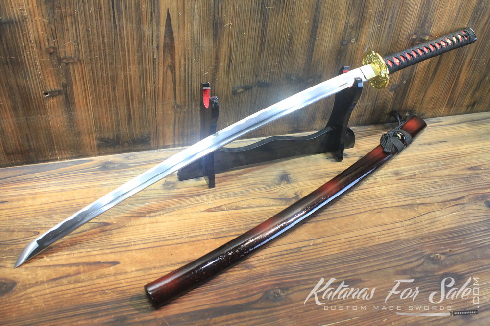 handmade swords for sale 1060 carbon steel heat tempered katana sword katanas for 9643