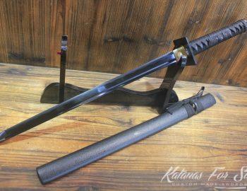 Black Blade Ninjato  016