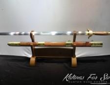 Chinese Jian Sword  002