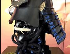 Samurai Helmets CKM04
