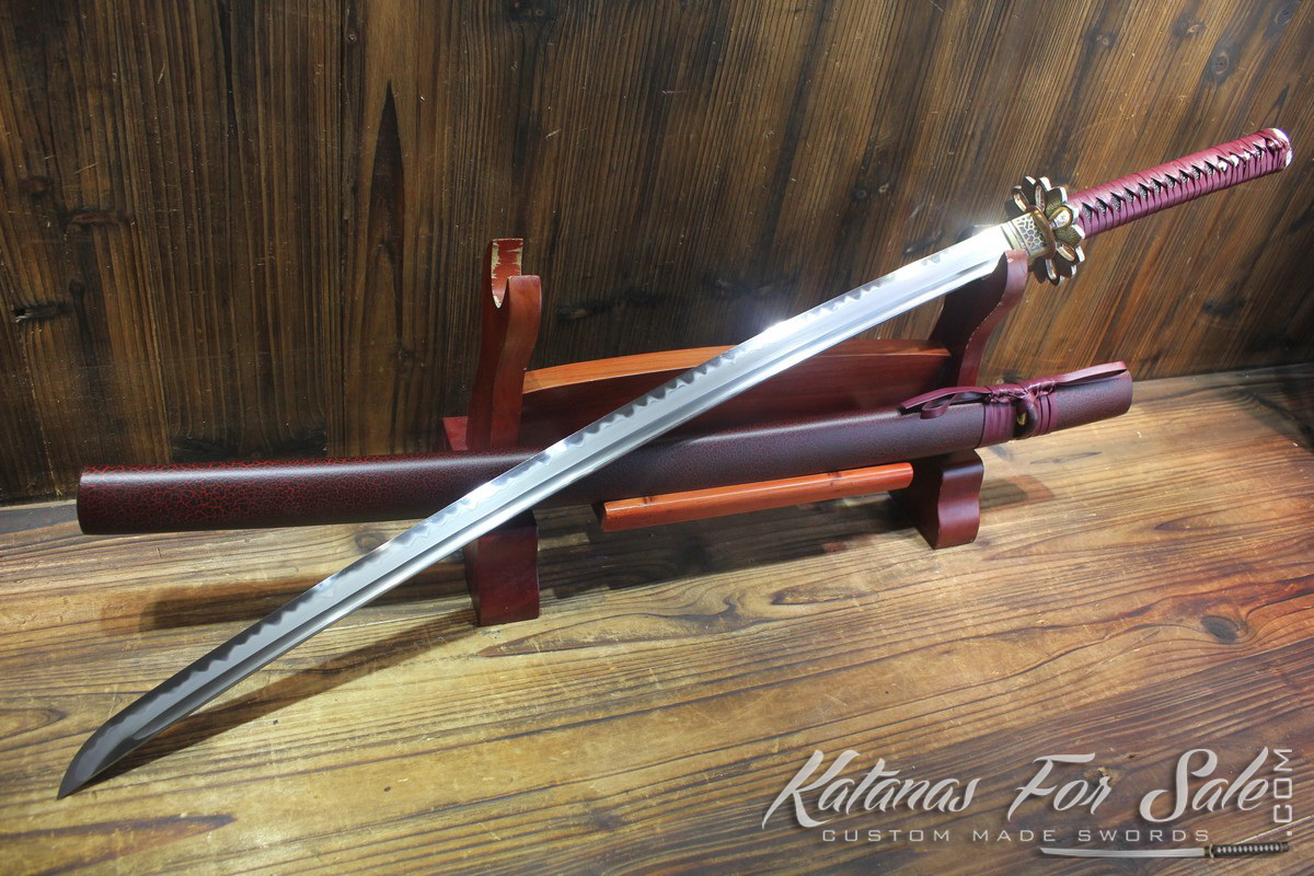 Japanese Ken Sword