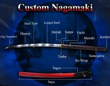 Custom-Nagamaki