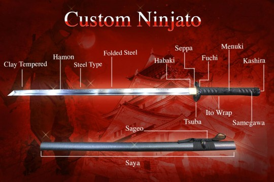 Custom-Ninjato
