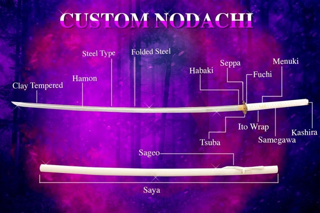 Custom-Nodachi
