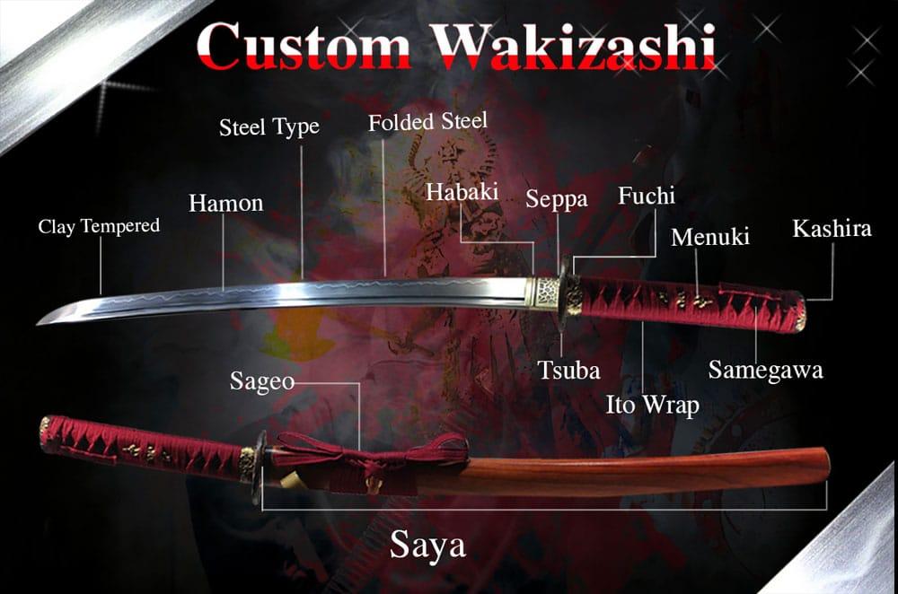 1 Grado Superior Aleación Color Bronce Caballo Tsuba Para Espada Katana Wakizashi japonés