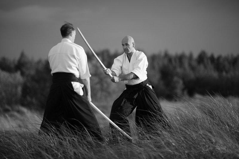 Naginata for the Modern Martial Arts