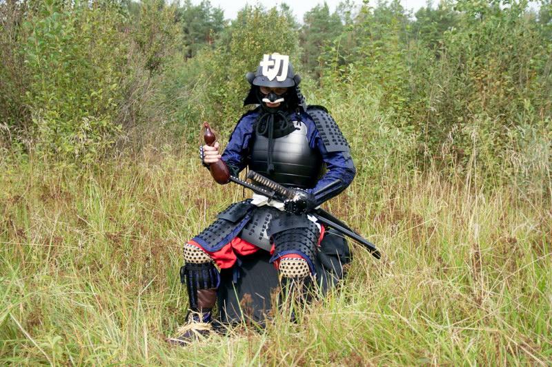 The Katana - A Warrior's Trusty Companion