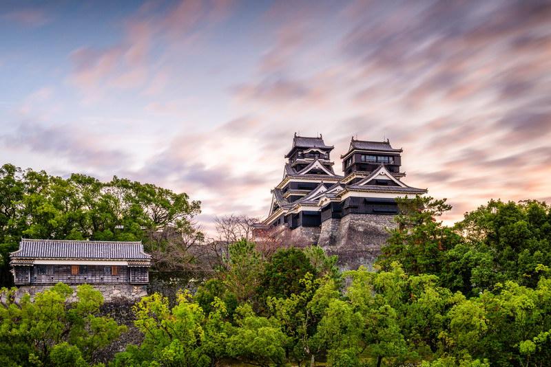 Castle Structure & Firearms: Heian Period