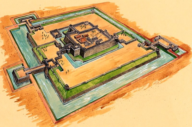 the role of castles