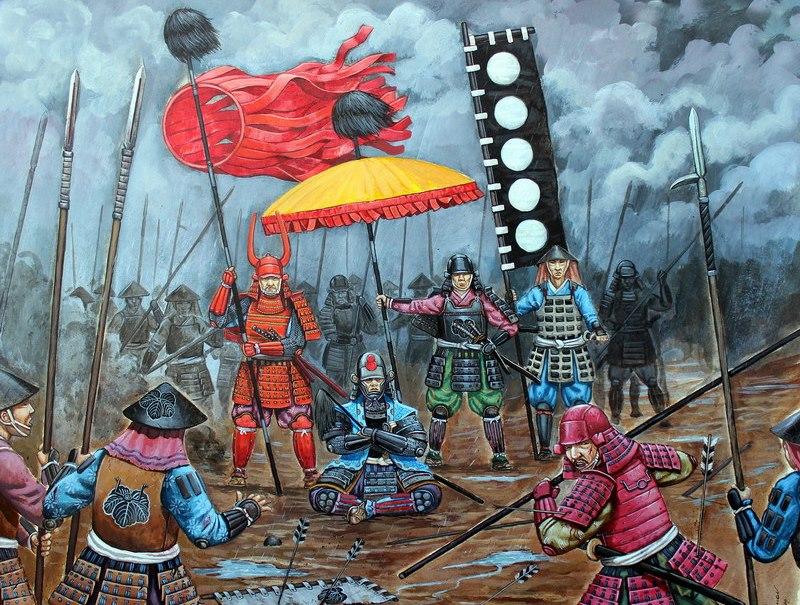 Samurai & the Ashigaru