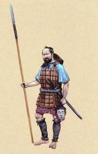 Heiho Okugisho: Experienced Samurai