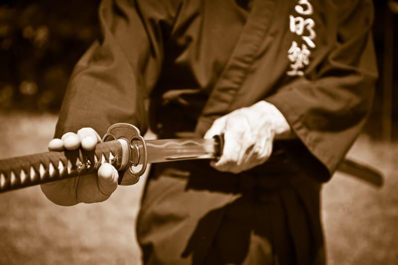 End of the Samurai & the Katana's Decline