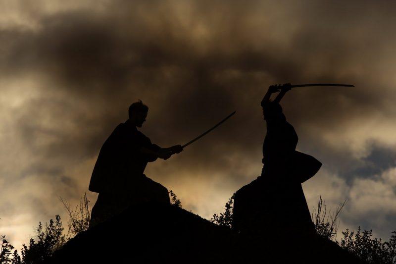 The Katana in the Momoyama Period